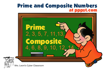 Factors, Prime Numbers, And Composite Numbers